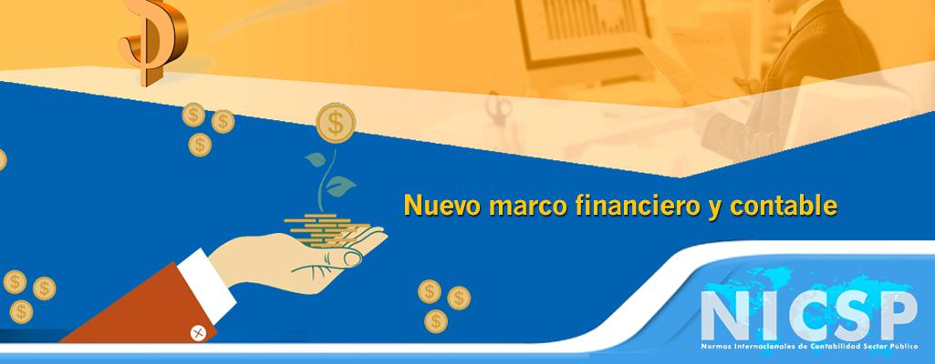 93 Nuevo marco financiero y contable para entidades de gobierno - NICSP