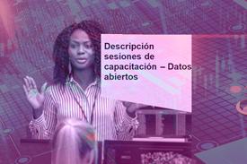14 CAPACITACION METODOLOGIA DE DATOS ABIERTOS
